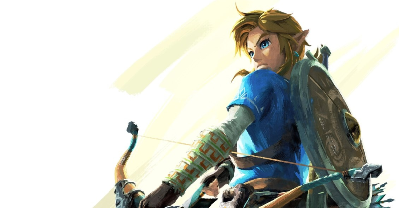 Nintendo Shared Two New Pieces Of The Legend Zelda Breath Wild Concept Art On Series Official Facebook Page